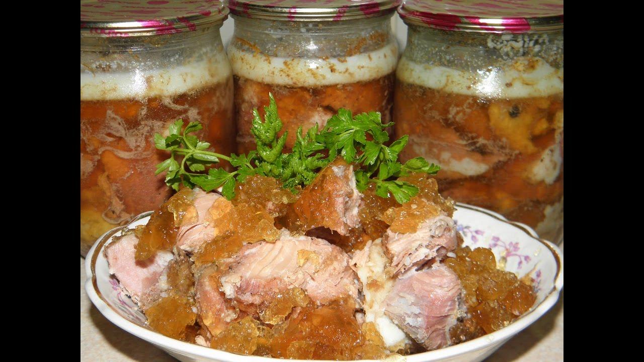 рецепт домашней тушенки из гуся в духовке чтобы