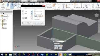 How To Make A Simple Car With Auto Desk Inventor 2014 Part 1