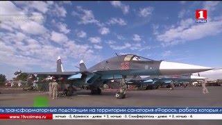 Самолеты военно-космических сил России совершили в Сирии более четырех тысяч боевых вылетов