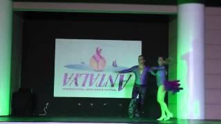 ABDA DANCERS Sebnem&Bülent Okan- Antalya 2014