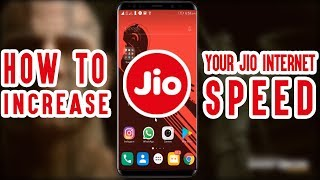 How to Boost Jio Internet Speed without APN or VPN!!! Best Trick | Techunter
