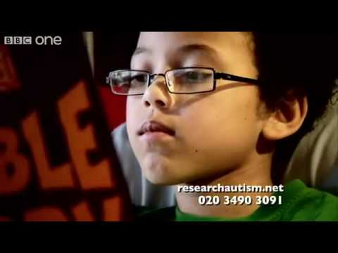 Carrie Grant's BBC Lifeline Appeal for Research Autism - BBC One - YouTube.flv