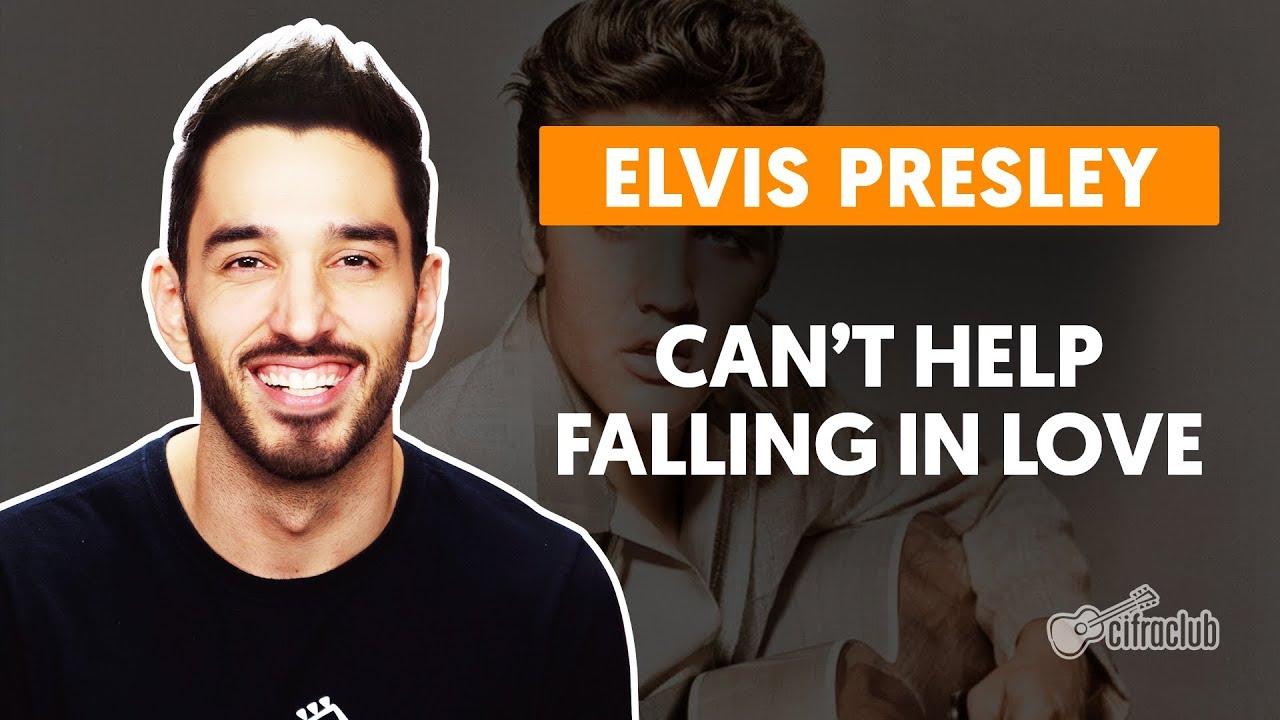 CAN'T HELP FALLING IN LOVE - Elvis Presley (aula completa) | Como tocar no violão