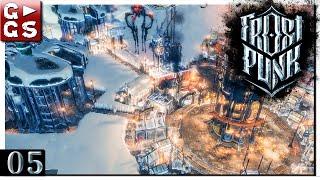 Frostpunk ❄ Menschen als Dünger ► #5 Kälte Simulator Saat Kampagne Gameplay deutsch
