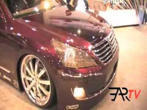 Hyundai s Custom Equus SEMA 2010