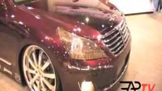 Hyundai's Custom Equus @ SEMA 2010