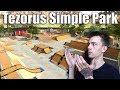 Tezorus Simple Park 🥏 BMX STREETS PIPE 1.9.9