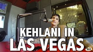 Kehlani talks about what the bay smells like, whats her fav food + more