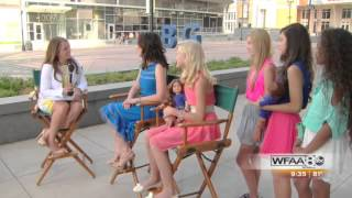 "Video Good Morning Texas: Interview for ""Saige Paints the Sky,"" July 2013 download MP3, 3GP, MP4, WEBM, AVI, FLV Agustus 2017"