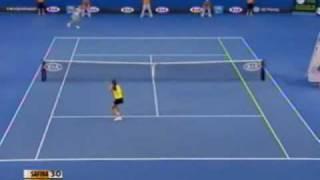 Jelena Dokic vs Dinara Safina 2009 AO Highlights