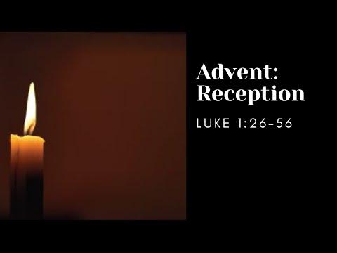 Advent! Week One. Bozeman Christian Reformed Church