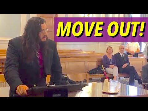 Failed Parents Take 30-Year-Old Man to Court! Beta Males Stay Home Past 18! (MOVE OUT!)