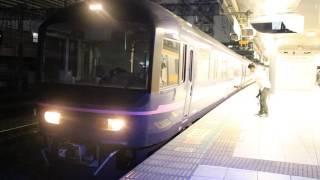 485系 ジョイフルトレイン華 回送 新宿発車