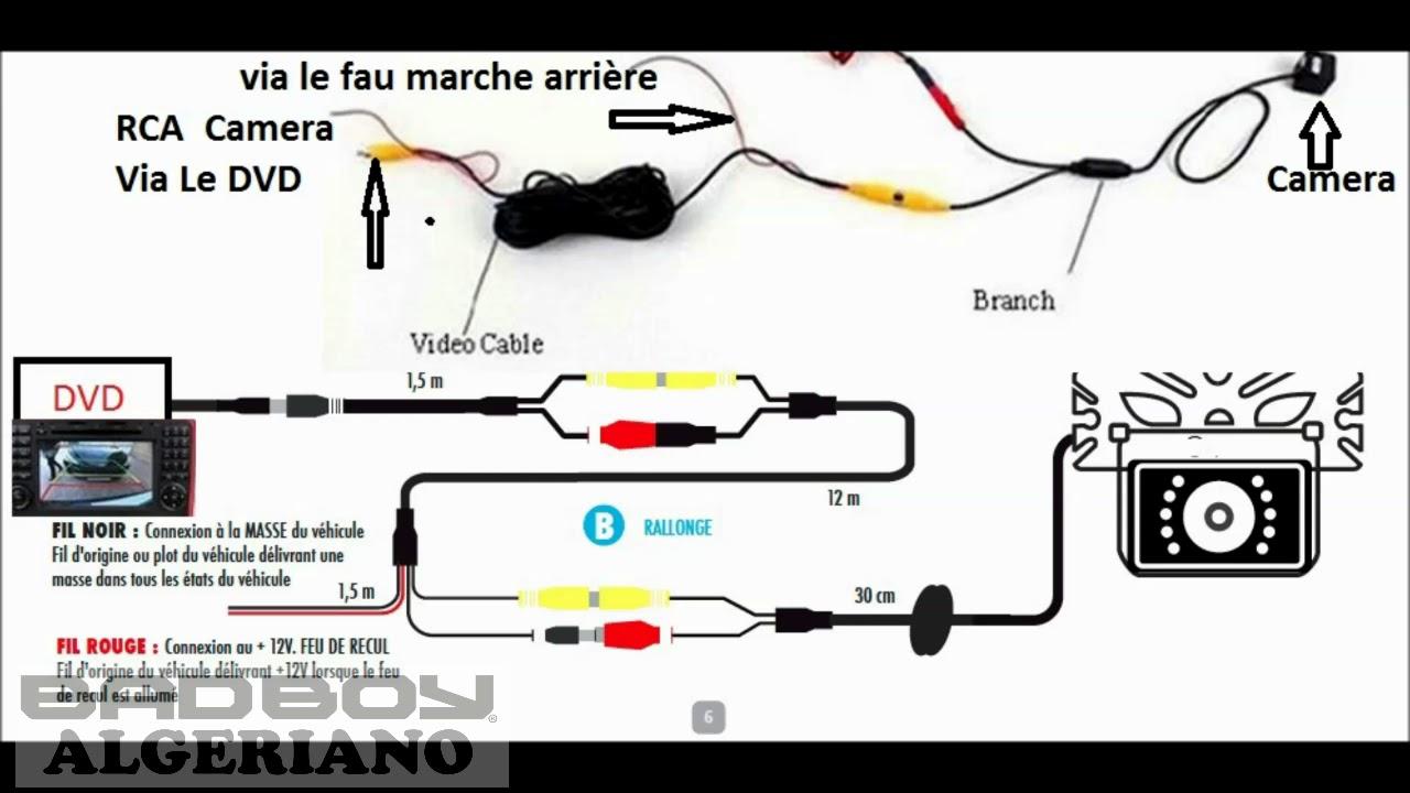 mercedes ml radio schema cablage