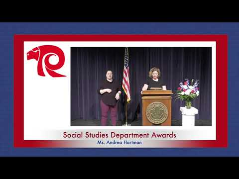 Ralston High School 2019-2020 Eleventh-Grade Honors Awards