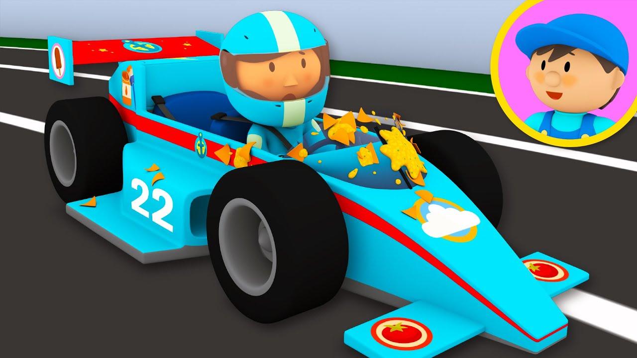 Race Car at the Car Wash | Carl's Car Wash