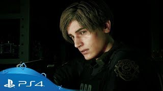 Resident Evil 2 | E3 2018 PlayStation Showcase Trailer | PS4