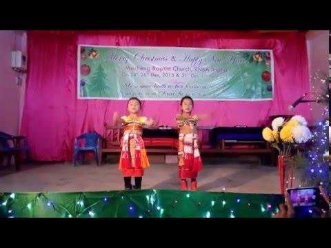 Cute Rongmei girls_Imphal_Manipur