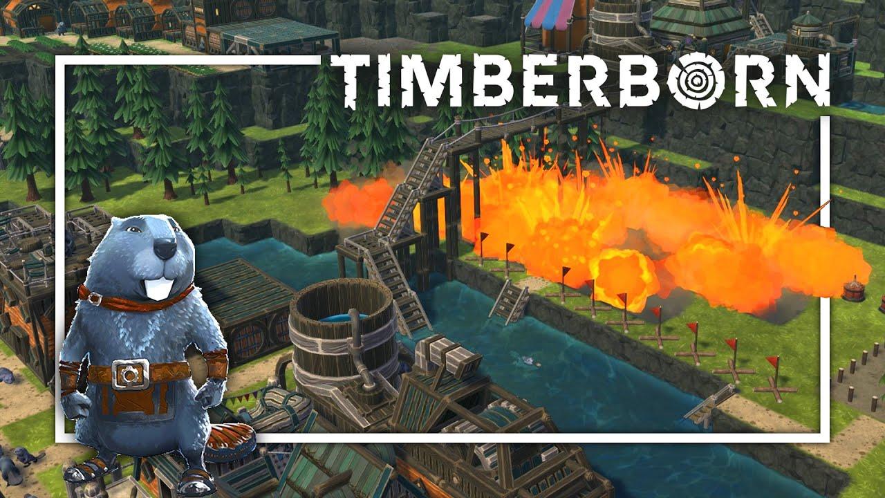 Download ¡Explosivos! - TIMBERBORN Gameplay Español T2 Ep8