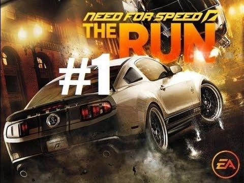 NFS: The Run - Español (parte 1)
