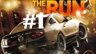 NFS: The Run - Español (parte 1)