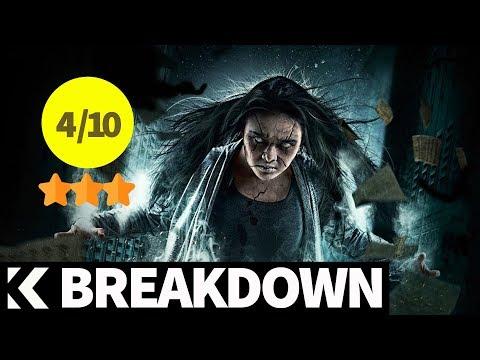 Breakdown:  Sajen (2018)  Amanda Manopo, Steffi Zamora