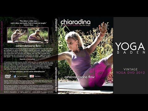 YOGA BADEN | 2012 YOGA DVD | ASHTAVAKRASANA FLOW | Deutsch