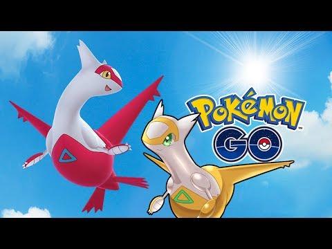 LATIAS SHINY EN POKÉMON GO EN UN FIN DE SEMANA ESPECIAL! [Pokémon GO-davidpetit] thumbnail