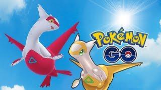 LATIAS SHINY EN POKÉMON GO EN UN FIN DE SEMANA ESPECIAL! [Pokémon GO-davidpetit]