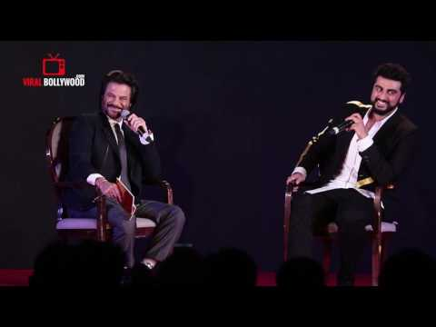 Chachu Batija Interview | Arjun Kapoor Interviewing Anil Kapoor | Mubarakan