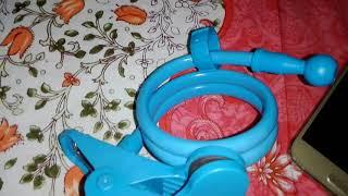 Combo of Flexible Mobile Snake Stand Holder & Thumb Ok Stand Mobile Holder