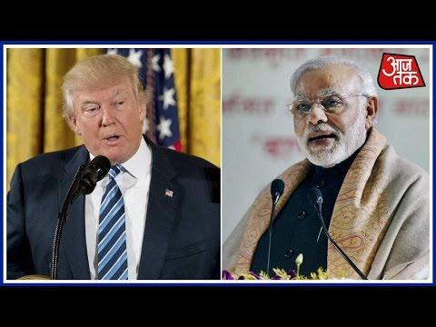 Dastak: Donald Trump Speaks With Narendra Modi Over Phone
