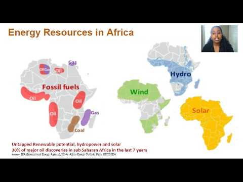 The African Renewable Energy for Electricity Production- by Muna Lemma