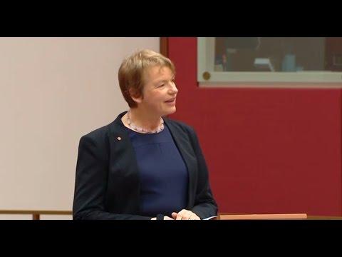 First Speech in Parliament of Senator Janet Rice