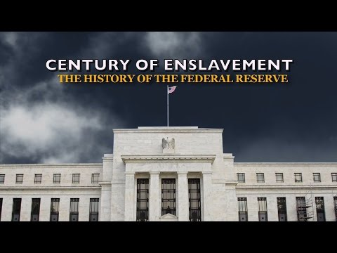The History of The Federal Reserve