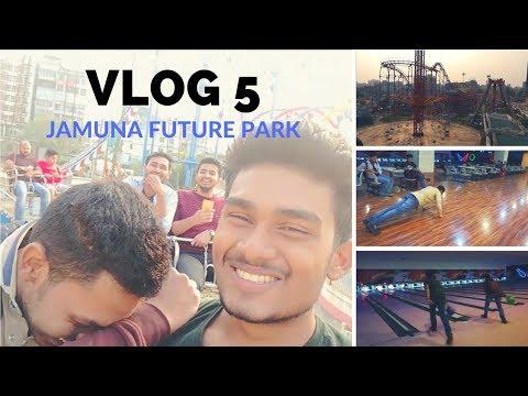 Vlog at Jamuna Future Park !!!!!