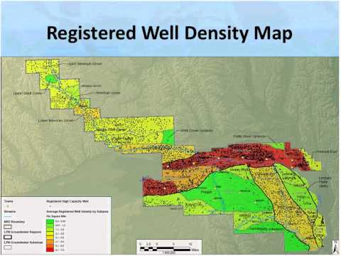 The Groundwater Foundation Sustainable Groundwater Development using GIS and Groundwater Modeling