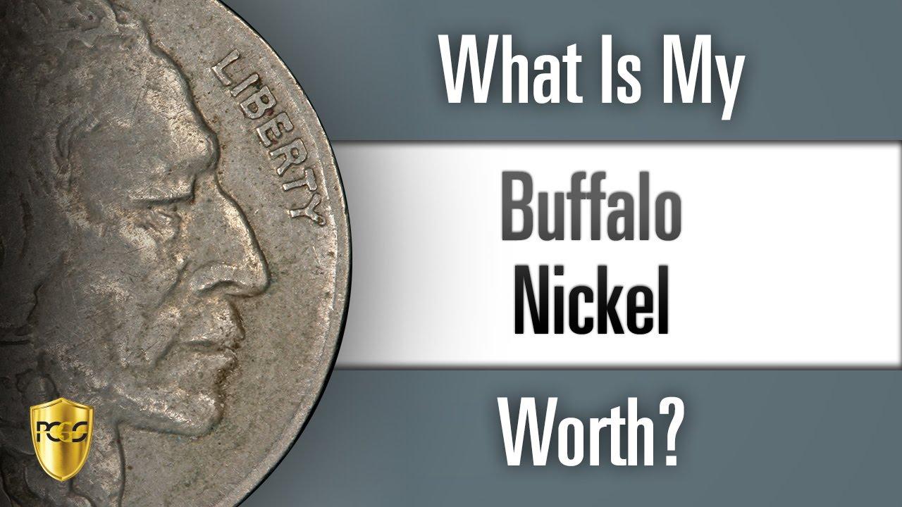 What Is My Buffalo Nickel Worth Youtube