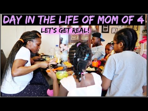 my everyday survival routine with 4 kids / immigrant family living abroad
