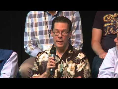 "CppCon 2015: ""Grill the Committee"""