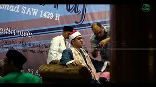 ISRA' MI'RAJ Nabi Muhammad SAW 1439 H: Syeikh Mahmood Shahat Anwar