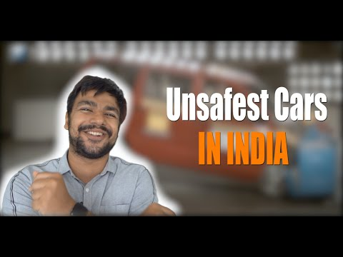 Unsafest Cars in India - Hindi