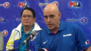 New coach says Gilas program in 'good shape'