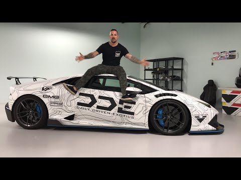 Why my Supercharged Lamborghini is the best Supercar money can buy!