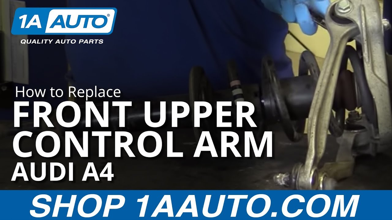 How To Install Replace Front Upper Control Arms 1998 08