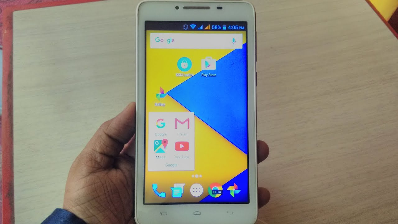 How to Update Android 6 0 Marshmallow Look in Micromax Canvas Phones
