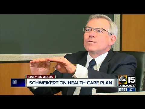 David Schweikert Discusses Health Care Plan