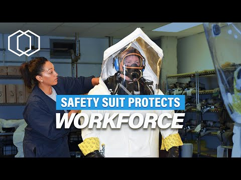 Safety Suits Protect Colorado Plant Workforce During Operations