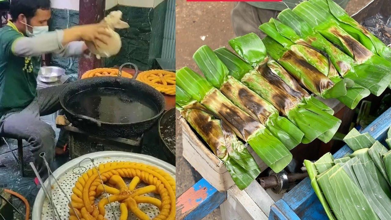 Comidas De la Calle que Estan Increibles - Street Food