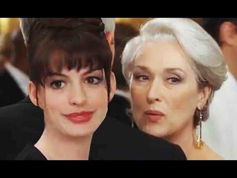 """Удаленная сцена из фильма """"Дьявол носит Prada"""" полностью поменяла его смысл"""